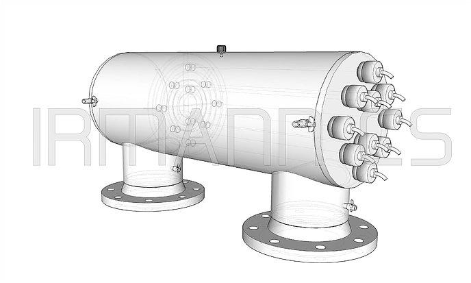 Tlakový UV systém - UV Technologie: Nízkotlaké UV lampy